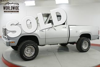 1978 Dodge POWER WAGON in Denver CO