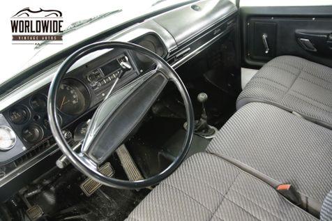 1978 Dodge POWER WAGON  4X4 PS PB AC RARE CLUB CAB FACTORY 440 V8 | Denver, CO | Worldwide Vintage Autos in Denver, CO