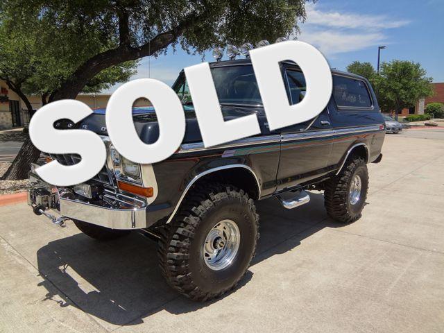 1978 Ford Bronco Ranger XLT Austin , Texas
