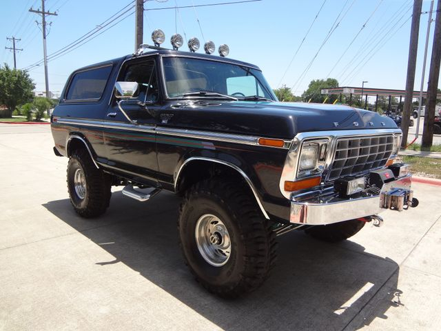 1978 Ford Bronco Ranger XLT Austin , Texas 6