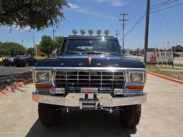 1978 Ford Bronco Ranger XLT Austin , Texas 7