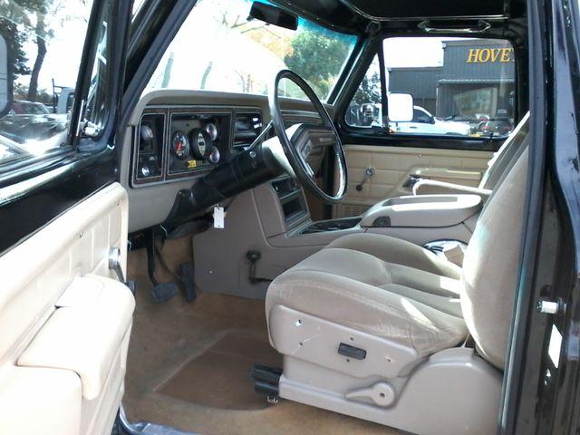 1978 Ford Bronco XLT 4X4 Boerne, Texas 18