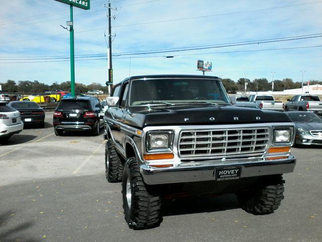 1978 Ford Bronco XLT 4X4 Boerne, Texas 3