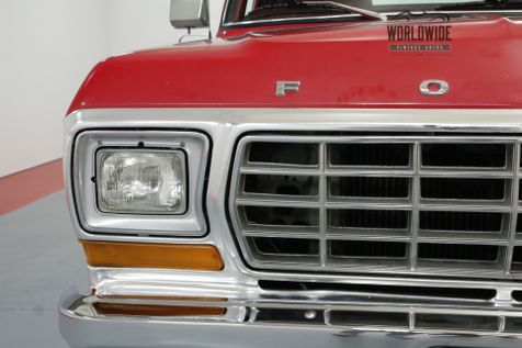 1978 Ford BRONCO TWO YEAR ONLY! RESTORED! REMOVABLE TOP! V8! | Denver, CO | Worldwide Vintage Autos in Denver, CO
