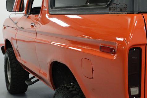 1978 Ford BRONCO 1978 FORD BRONCO CUSTOM RESTORED RARE V8 CONVERTIB | Denver, CO | Worldwide Vintage Autos in Denver, CO