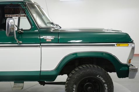 1978 Ford BRONCO RARE RANGER XLT TWO YEAR ONLY REMOVABLE TOP    Denver, CO   Worldwide Vintage Autos in Denver, CO