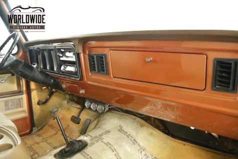1978 Ford BRONCO  RESTORED CONVERTIBLE 460 V8 AC PS PB AUTO   Denver, CO   Worldwide Vintage Autos in Denver, CO