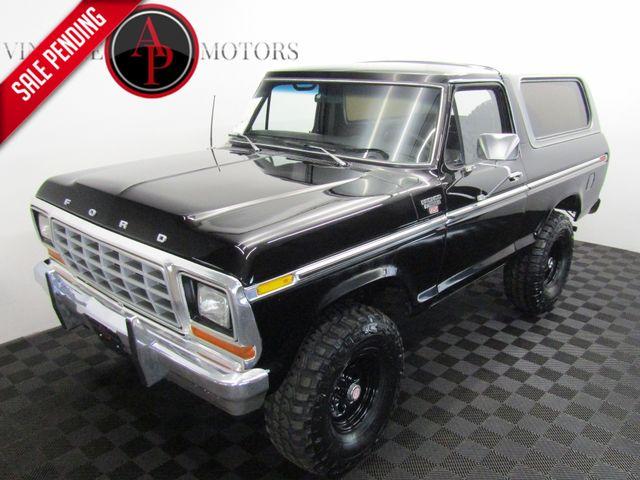 1978 Ford Bronco RANGER PACKAGE RESTORED