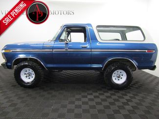 1978 Ford Bronco XLT V8 AUTO in Statesville, NC 28677