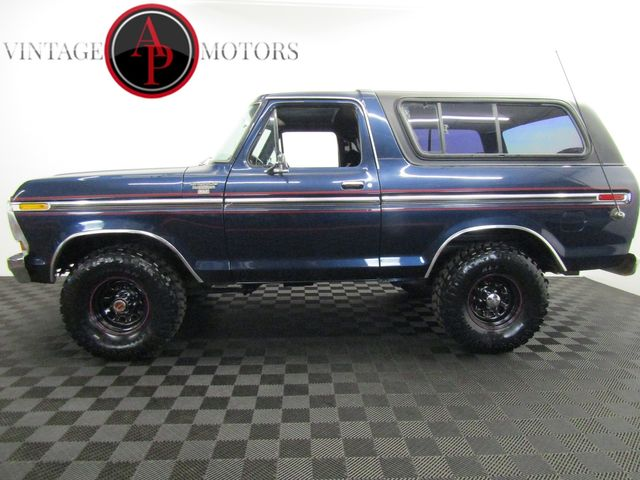 1978 Ford BRONCO XLT RANGER 2 OWNER