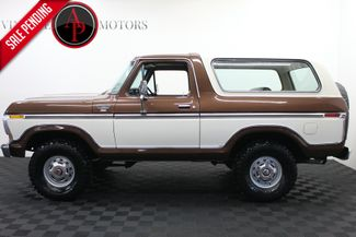 1978 Ford Bronco RANGER XLT PACKAGE 4X4 in Statesville, NC 28677