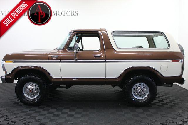 1978 Ford Bronco RANGER XLT PACKAGE 4X4