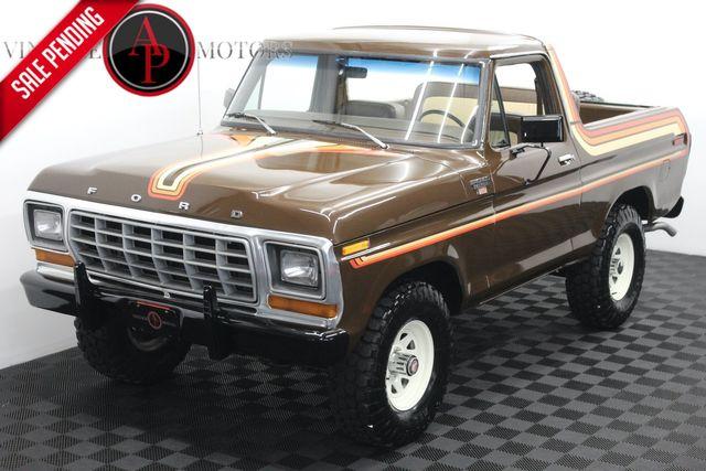 1978 Ford BRONCO RANGER XLT 30K FREE WHEELING TRIBUTE in Statesville, NC 28677