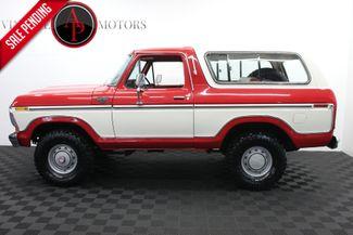 1978 Ford Bronco RANGER XLT 4X4 V8 in Statesville, NC 28677