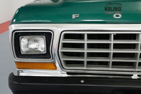 1978 Ford F-150 VINTAGE 4X4 V8 DUAL TANK PS PB AC   Denver, CO   Worldwide Vintage Autos in Denver, CO