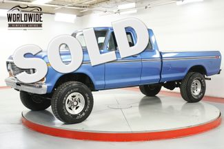 1978 Ford F-250 EXT CAB RARE EXTENDED 460 V8 AUTOMATIC 4X4 PS PB AC | Denver, CO | Worldwide Vintage Autos in Denver CO