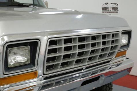 1978 Ford F150 RARE SUPER CAB RANGER 351 V8 C6 AUTO 4X4 PS | Denver, CO | Worldwide Vintage Autos in Denver, CO