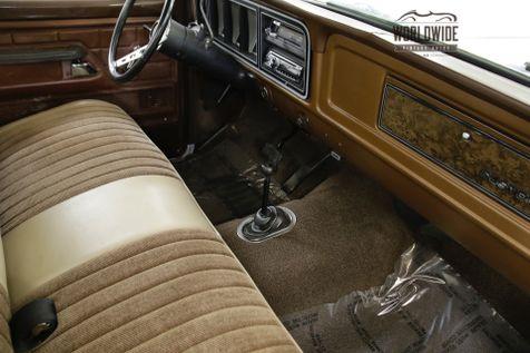 1978 Ford F150 RANGER 4x4 EXTENSIVE RESTORATION. PS PB AUTO    Denver, CO   Worldwide Vintage Autos in Denver, CO