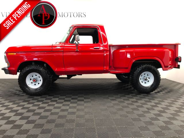 1978 Ford F150 RANGER V8 PS PB