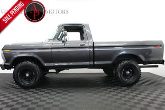 1978 Ford F150 CUSTOM 4X4 V8 4 SPEED in Statesville, NC 28677