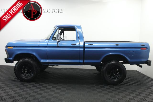 1978 Ford F150 RANGER 4X4 V8 AUTO PS PB in Statesville, NC 28677