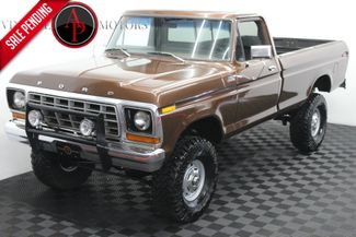 1978 Ford F150 4X4 REBUILT MOTOR in Statesville, NC 28677