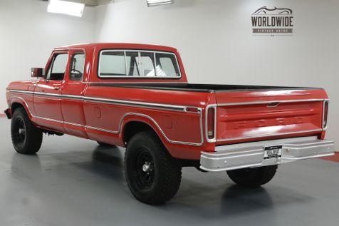 1978 Ford F150 EXTENDED CAB 4x4! RARE. RESTORED! V8!  | Denver, CO | Worldwide Vintage Autos in Denver, CO