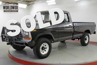 1978 Ford F250 351W 4X4 PS PB WINCH NEW PAINT | Denver, CO | Worldwide Vintage Autos in Denver CO