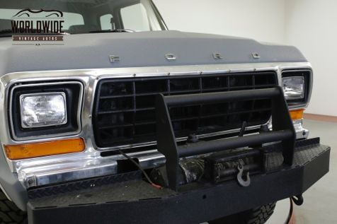 1978 Ford F250 460 V8 AUTO DANA 60'S PS PB 4X4 WINCH | Denver, CO | Worldwide Vintage Autos in Denver, CO