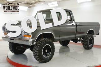 1978 Ford F250 FRAME OFF RESTORATION 460 LIFT PB MUST SEE | Denver, CO | Worldwide Vintage Autos in Denver CO