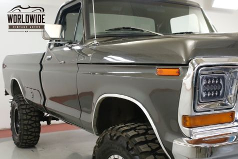 1978 Ford F250 FRAME OFF RESTORATION 460 LIFT PB MUST SEE | Denver, CO | Worldwide Vintage Autos in Denver, CO