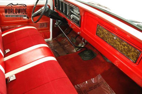 1978 Ford F250 RANGER LARIAT CHROME PS PB DISC   Denver, CO   Worldwide Vintage Autos in Denver, CO