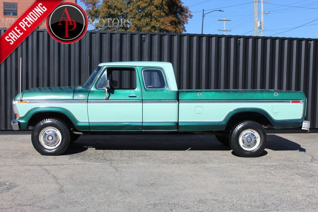 "1978 Ford F250 RARE RANGER ""SUPER CAB"" 4X4 AC TIME CAPSULE in Statesville, NC 28677"