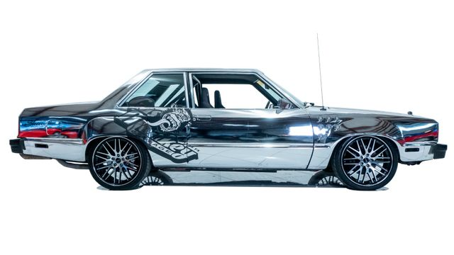 1978 Ford Fairmont Drift Car built by Gas Monkey Garage in Dallas, TX 75229