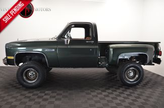 1978 GMC 1500 K10 SHORT BOX SIERRA CLASSIC in Statesville, NC 28677