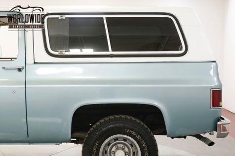 1978 GMC JIMMY 4X4  V8 PS PB AC | Denver, CO | Worldwide Vintage Autos in Denver, CO