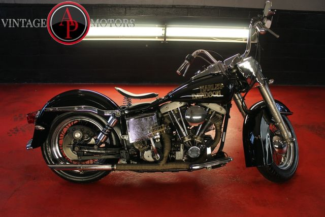 1978 Harley Davidson SHOVEL HEAD RESTORED