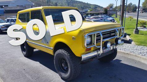 1978 International Scout II Raleye   Ashland, OR   Ashland Motor Company in Ashland, OR