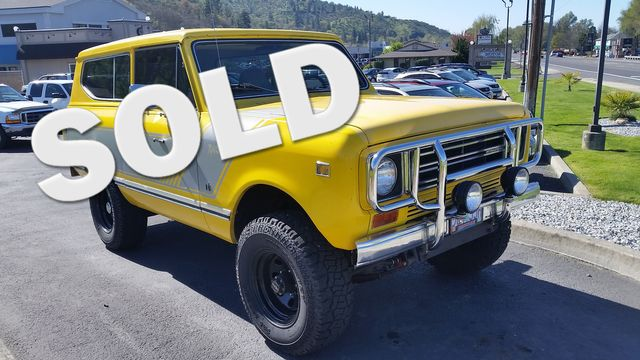 1978 International Scout II Raleye | Ashland, OR | Ashland Motor Company in Ashland OR