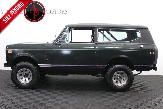 1978 International Scout II 345 V8 4X4 AUTO AC