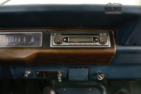 1978 International TRAVELER SCOUT. TIME CAPSULE COLLECTOR 46K ORIGINAL MILES    Denver, CO   Worldwide Vintage Autos in Denver, CO