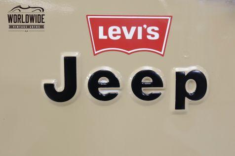 1978 Jeep CJ 7  GOLDEN EAGLE LEVI EDITION TIME CAPSULE    Denver, CO   Worldwide Vintage Autos in Denver, CO