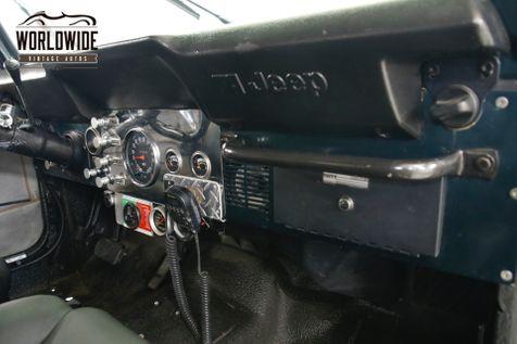 1978 Jeep CJ7  360 V8 PS PB DISC! 4x4 CONVERTIBLE  | Denver, CO | Worldwide Vintage Autos in Denver, CO