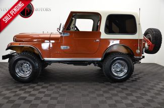 1978 Jeep CJ7 V8 AC CRATE MOTOR PS PB in Statesville, NC 28677