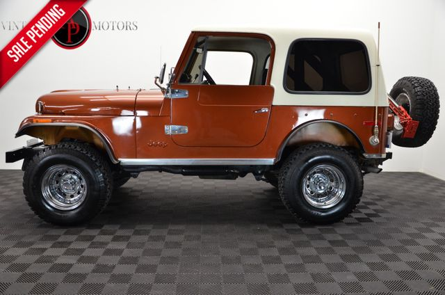 1978 Jeep CJ7 V8 AC CRATE MOTOR PS PB