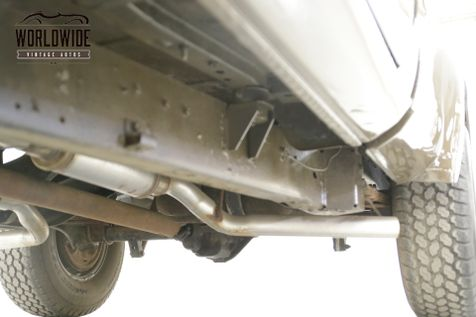 1978 Jeep J10 401 BIG BLOCK V8 POWDER COATED FRAME PS PB | Denver, CO | Worldwide Vintage Autos in Denver, CO
