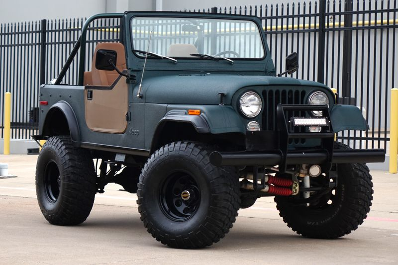 1978 Jeep CJ Manual* V8* 4x4* | Plano, TX | Carrick's Autos in Plano TX