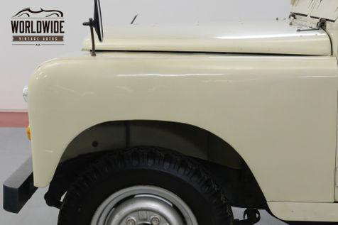 1978 Land Rover SANTANA CLASSIC  | Denver, CO | Worldwide Vintage Autos in Denver, CO