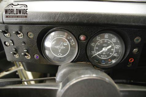 1978 Land Rover SANTANA CLASSIC RUST FREE    Denver, CO   Worldwide Vintage Autos in Denver, CO
