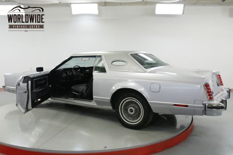1978 Lincoln CONTINENTAL MARK V - V8. COLLECTOR! MUST SEE. V8 LUXURY | Denver, CO | Worldwide Vintage Autos in Denver, CO